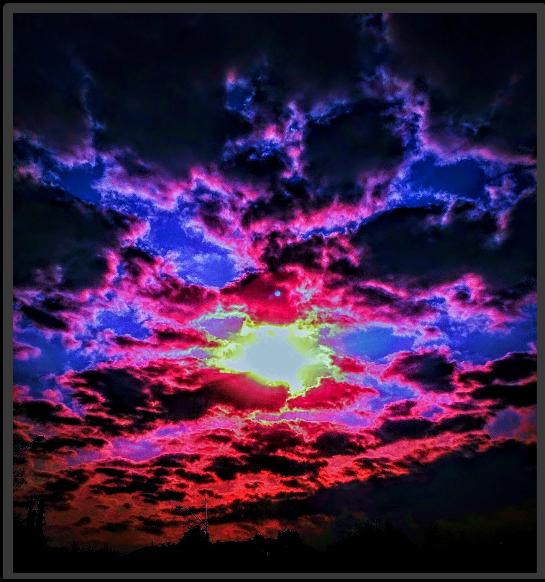 The Sun Beyond The Sun by 616